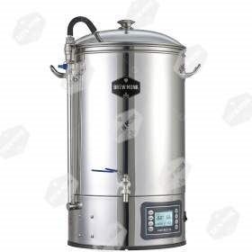 The Brew Monk Magnus 45 ltr. + Rustfri Stål Chiller Ø24 cm incl. fittings