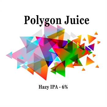 Polygon Juice IPA, 20 liter 6%