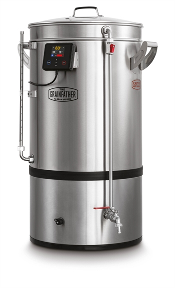 Grainfather Connect - 70 liters bryganlæg, G70Pro (Kan ses og RØRES i butikken) Levering i Januar!