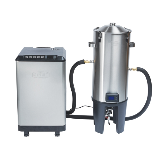Grainfather Gæringstank + Køler (Version 1.1)