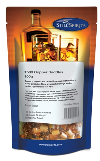 Still Spirits T500 Copper Saddles 100g