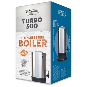 Still Spirits Turbo 500 25 l kogekar