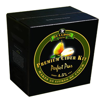 Bulldog Brew 'Perfect Pear Cider' (23 liter)