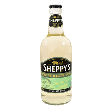Sheppys 'Elderflower' - 50 cl