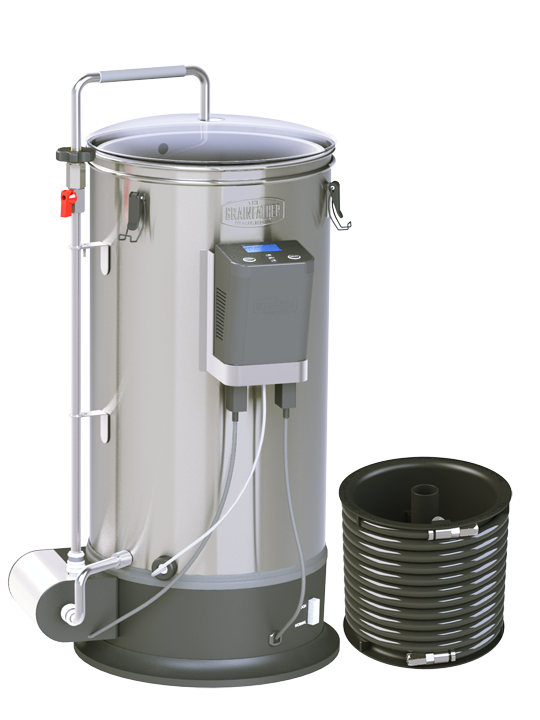 Grainfather Connect - 30 liters bryganlæg (Kapacitet ca. 23 liter)
