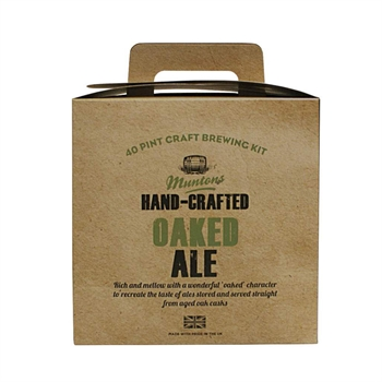 Muntons Craft Oaked Ale