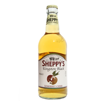 Sheppys 'Kingston Black' 7,2% alc. - 50 cl