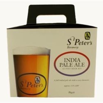 St. Peters 'India Pale Ale' -  18 liter