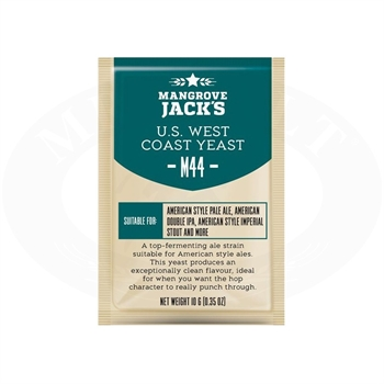 M44 US West Coast gær - 10 g